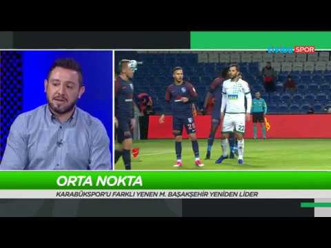 Orta Nokta - 29 Ocak 2018 (Medipol Başakşehir - Kardemir Karabükspor Maç Sonu)
