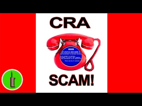 Calling Angry Canada Revenue Agency Scammers ALL DAY - The Hoax Hotel