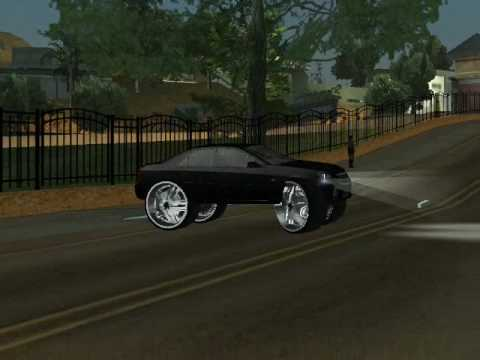 Gta San Andreas big RIMS DONKS PART 2 gamerDOWN Video