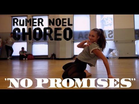 """NO PROMISES"" | RUMER NOEL CHOREO | @DEMILOVATO @CHEATCODES | @RUMERNOEL"