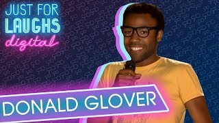 Download Song Donald Glover - Shaft is Not Our Spider-man Free StafaMp3