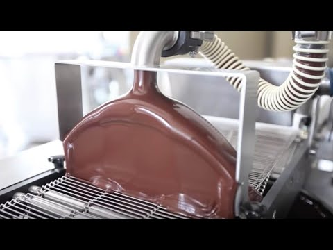Options - Automatic Tempering Machine - Chocolate World Belgium