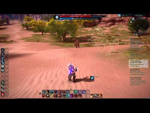 Tera   Gameplay Berserker Level 55 video