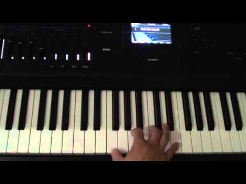 How to play Best Mistake on piano - Ariana Grande ft. Big Sean - Piano Tutorial