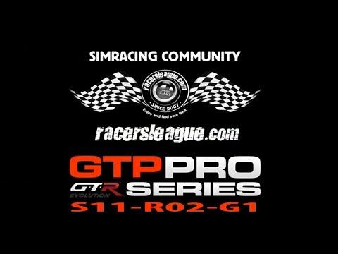 Lauf 2:Racersleague GTP Pro Series S11 Paul Ricard Grid 1