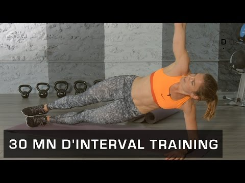 Fitness Master Class – Interval Training (niveau confirmé)  - Lucile Woodward