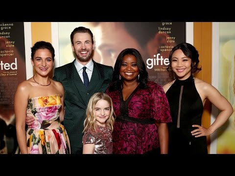 'Gifted' Premiere