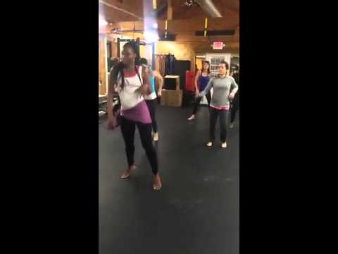 Afro Caribbean Dance Fitness