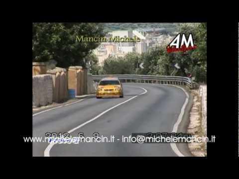 Michele Mancin – Cronoscalata Coppa Selva di Fasano 2012 – Passaggi esterni
