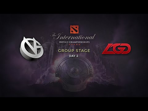VG -vs- LGD, The International 4, Group Stage, Day 2