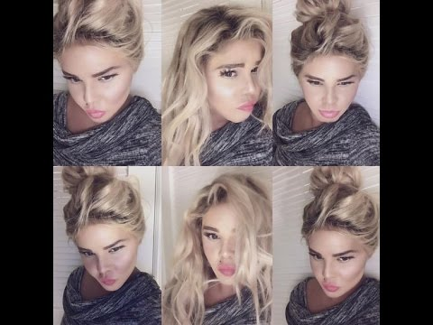 Lil' Kim Turns White - Blames Men She Loved