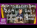 Trip to Cleveland - Day 1 (Great Lakes Science Center) | #TheBAWSELife