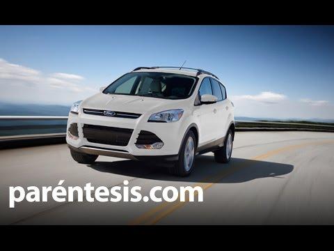 Escape SE Advance, la nueva versión de esta SUV de Ford