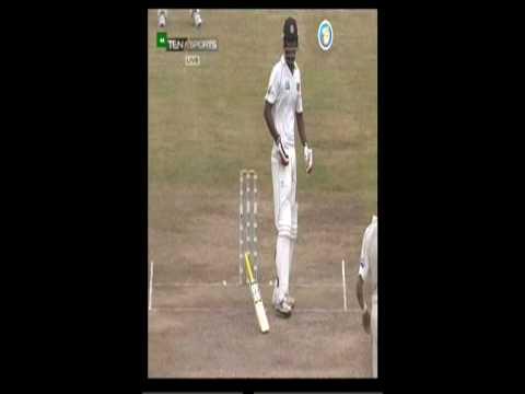 paranavitana flirting Wisden's review of the second test, pakistan v sri lanka in the uae, 2011-12.