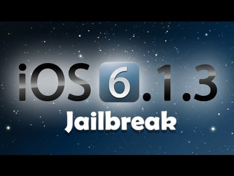 Jailbreak iOS 6.1.3 and 6.1.4 HUGE UPDATE! (HD)