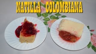 NATILLA COLOMBIANA