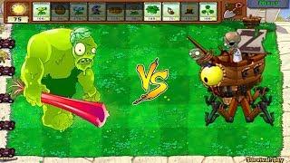 Plants vs Zombie 2  Zoybean Pod vs ZOMBOSS FIGHT