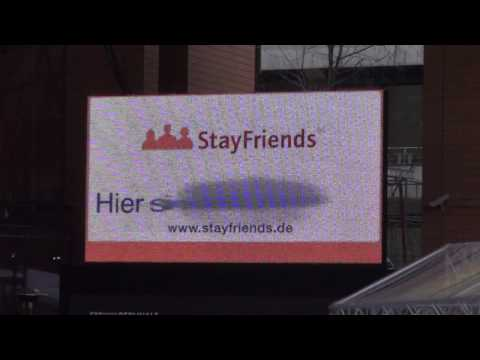 stayfriends at berlinale 2009 palast