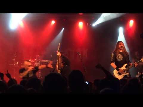 Sabaton @ Hard Club - Poltava [06-10-2012]