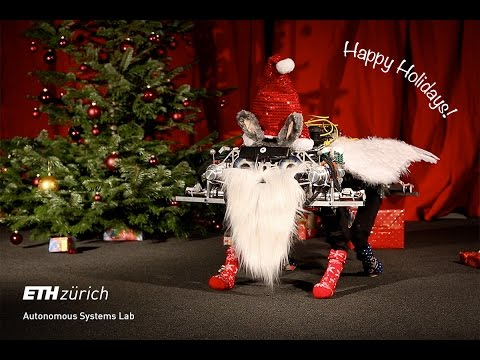 Autonomous Christmas Lab 2014