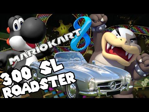ABM: Black Yoshi VS Morton Jr MK8 Match HD