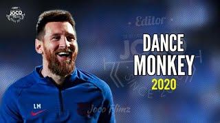Lionel Messi 🇦🇷 Dance Monkey ► Tones And I | Skills & Goals | 2019/2020 ● HD