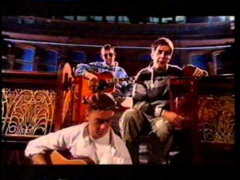 Terry Hall, Ian Broudie & Craig Gannon perform on ITV's the beat - 1994