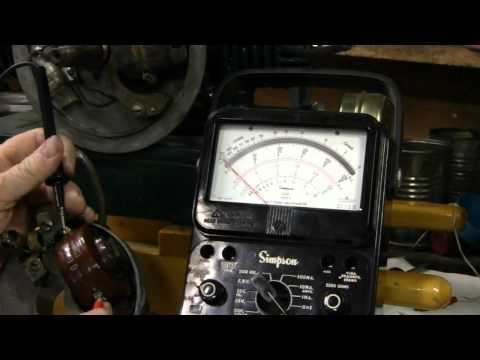 HOW TO TEST IGNITION COIL WITH MULTIMETER