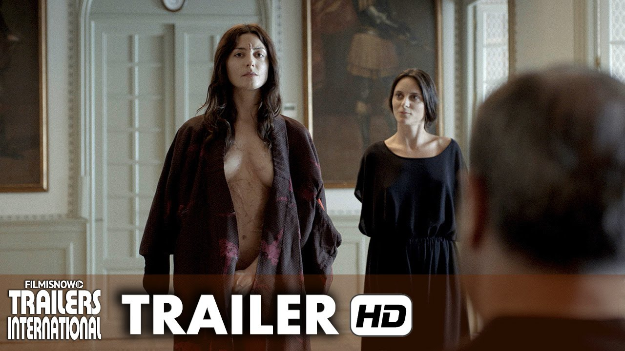 A GAROTA DE FOGO Trailer Oficial Legendado [HD]
