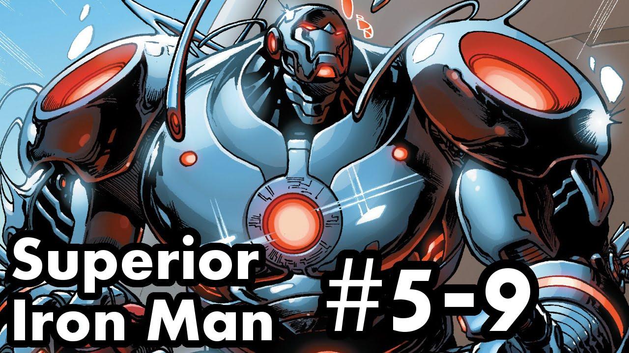 Superior Iron Man 5 9