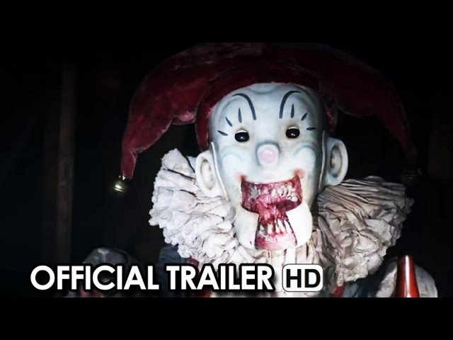KRAMPUS Official Trailer (2015) - Horror Comedy [HD]