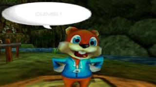 Conker's Bad Fur Day Longplay [720P]