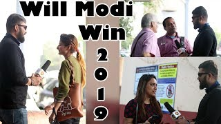 Will Narendra Modi Win the 2019 elections   Yes Or No - Public Opinion   Unglibaaz
