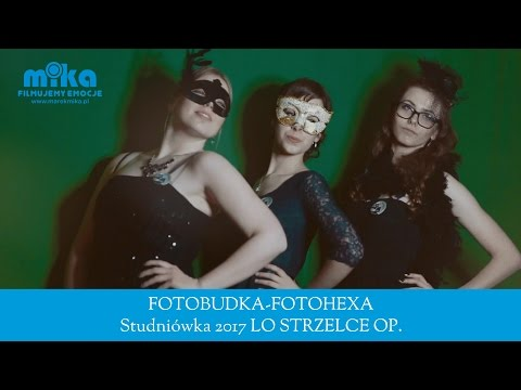 Fotobudka - FotoHexa - Studniówka 2017 Zajazd U Dziadka - LO  W Strzelcach Op.