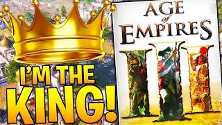THE ULTIMATE DECK (AMAZING CARDS) - AGE OF EMPIRES 3
