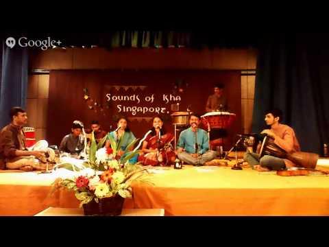 Sounds Of Isha Singapore - Live Concert