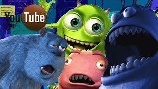 YTP - Monsters Stink!