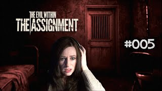 Model+Schneckball=RAGE RAGE RAGE - The Assignment-The Evil within #005 - [FACECAM][Horror][DE/GE]