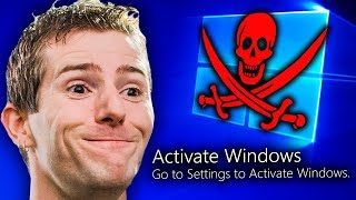 Why Does Linus Pirate Windows??