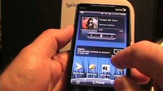 First impressions and walk around the Sprint HTC EVO 4G