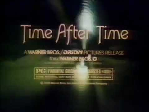 Time After Time 1979 TV Trailer