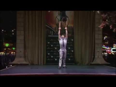 Cirque Eloize comes to town