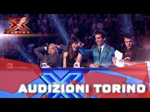 Le Audizioni continuano a Torino