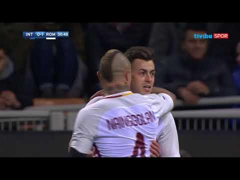Serie A 21. Hafta I Inter 1-1 Roma Maç Özeti