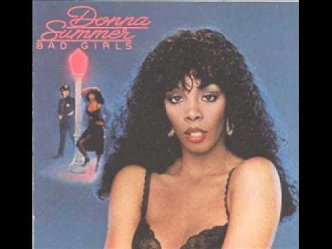Donna Summer - All Through The Night