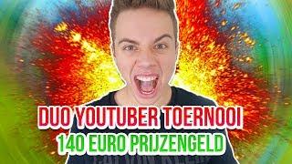 140 EURO FORTNITE YOUTUBER DUO TOERNOOI!