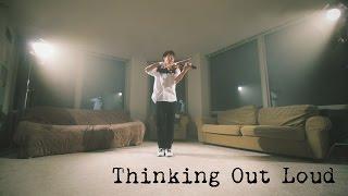Ed Sheeran 34 Thinking Out Loud 34 Jun Sung Ahn Violin