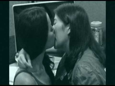 Krista Ranillo & Mocha Kissing Video (10mins)- Finally!!!!
