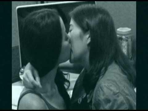Krista Ranillo & Mocha Kissing Video (10mins)- Finally!!!!