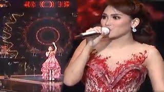 Ayu Ting Ting Sambalado Anugerah Dangdut Indonesia 2016